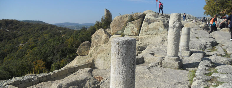 Perperikon Archaeological park