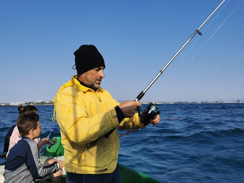 Fishing trip Nessebar