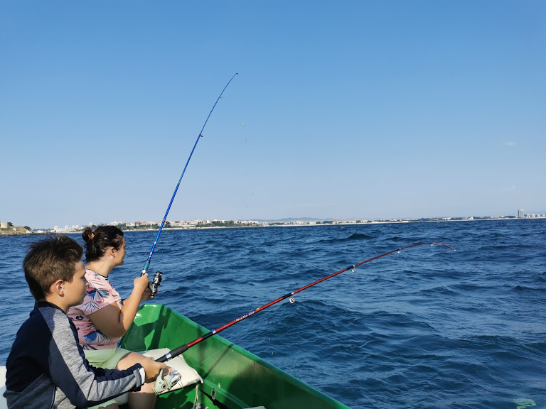 Fishing trip in Nessebar
