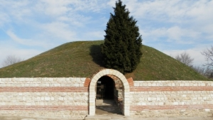 Pomorie- The Thracian Tomb