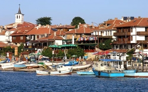 A Nessebar walk for Wine Lovers